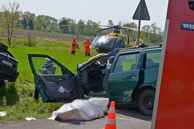 273c83558fa58 Śmiertelny wypadek w Ameryczce. Zginęły 4 osoby